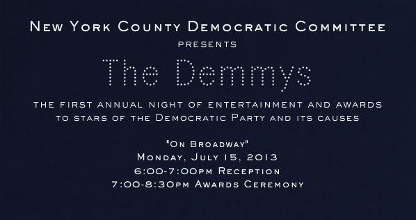 The Demmy Awards!